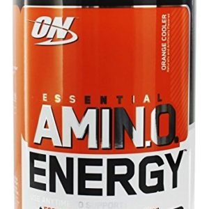 OPTIMUM NUTRITION ESSENTIAL AMINO ENERGY – ORANGE COOLER 30 SERVINGS