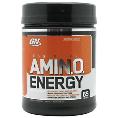OPTIMUM NUTRITION ESSENTIAL AMINO ENERGY – ORANGE COOLER 65 SERVINGS