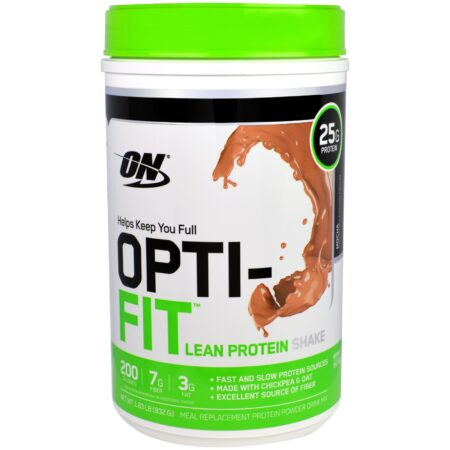 OPTIMUM NUTRITION OPTI-FIT – MOCHA