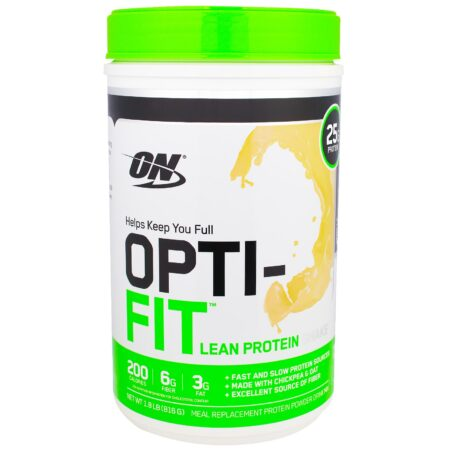 OPTIMUM NUTRITION OPTI-FIT – VANILLA