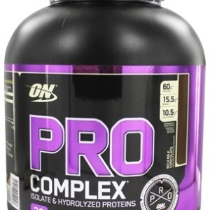 OPTIMUM NUTRITION PRO COMPLEX – RICH MILK CHOCOLATE 3.35 LBS