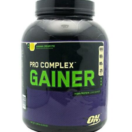 OPTIMUM NUTRITION PRO COMPLEX GAINER – BANANA CREAM PIE 5 LBS
