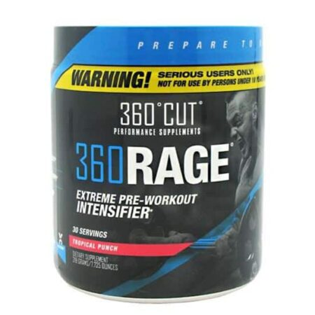 360RAGE – TROPICAL PUNCH