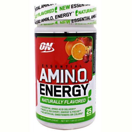 Amino Energy Fruit Punch