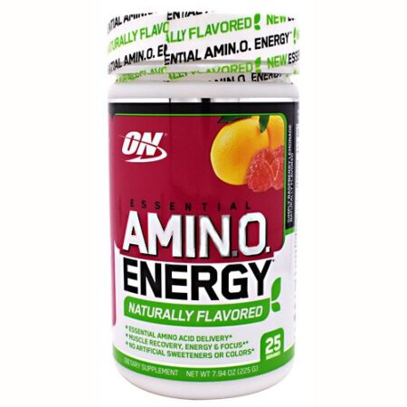 OPTIMUM NUTRITION FREE ESSENTIAL AMINO ENERGY – SIMPLY RASPBERRY LEMONADE