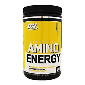 OPTIMUM NUTRITION ESSENTIAL AMINO ENERGY – PINEAPPLE