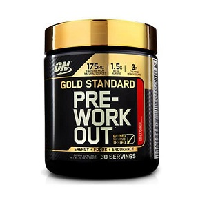 GOLD STANDARD PRE-WORKOUT – FRUIT PUNCH 30 EA