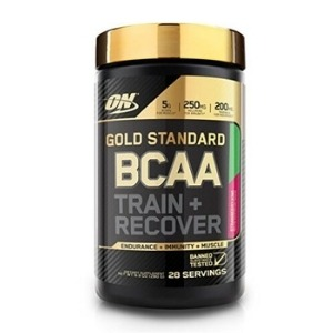 OPTIMUM NUTRITION GOLD STANDARD BCAA – STRAWBERRY KIWI