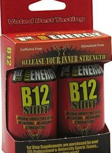 MAXIMUM ENERGY B12 SHOT