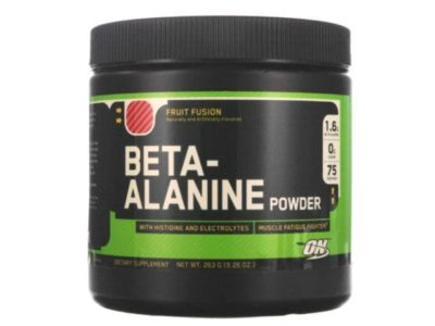 OPTIMUM NUTRITION BETA-ALANINE – FRUIT FUSION