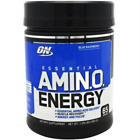 OPTIMUM NUTRITION ESSENTIAL AMINO ENERGY – BLUE RASPBERRY