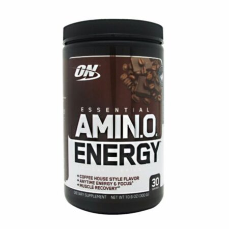 OPTIMUM NUTRITION ESSENTIAL AMINO ENERGY – ICED MOCHA CAPPUCCINO
