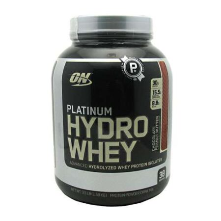 ON PLATINUM HYDROWHEY – CHOCOLATE PEANUT BUTTER 3.5 LBS