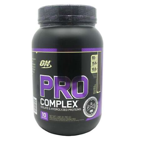 OPTIMUM NUTRITION PRO COMPLEX – RICH MILK CHOCOLATE 1.68 LBS