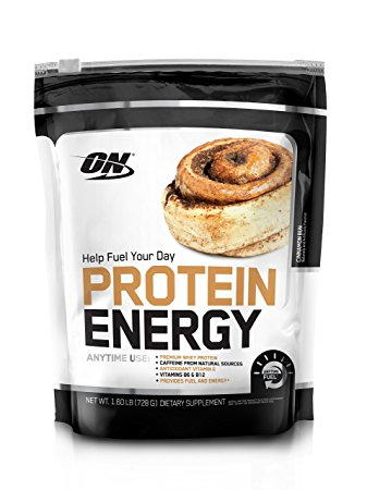 OPTIMUM NUTRITION PROTEIN ENERGY – CINNAMON BUN