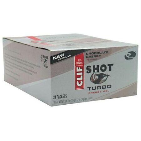 SHOT TURBO ENERGY GEL – CHOCOLATE CHERRY