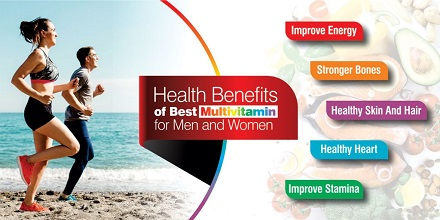 Substituting Heavy Diet Intakes to Multivitamin Supplements for Overall Nutrition