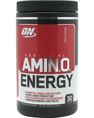 ON ESSENTIAL AMINO ENERGY