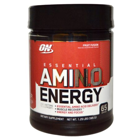 ON ESSENTIAL AMINO ENERGY – FRUIT FUSION 65 SERVINGS