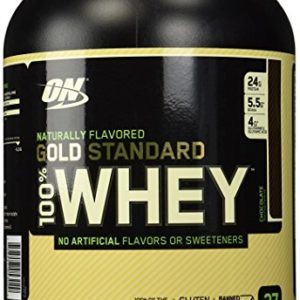 ON GOLD STANDARD NATURAL 100% WHEY – CHOCOLATE 2 LBS