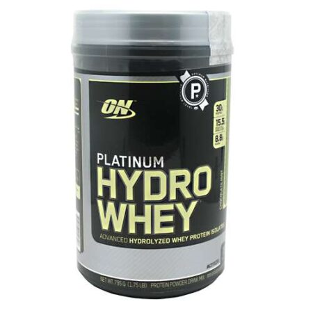 ON PLATINUM HYDRO WHEY – CHOCOLATE MINT 19 SERVINGS
