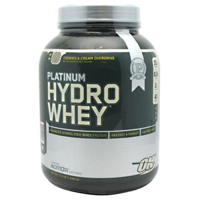 OPTIMUM NUTRITION PLATINUM HYDROWHEY – 3.5 LBS